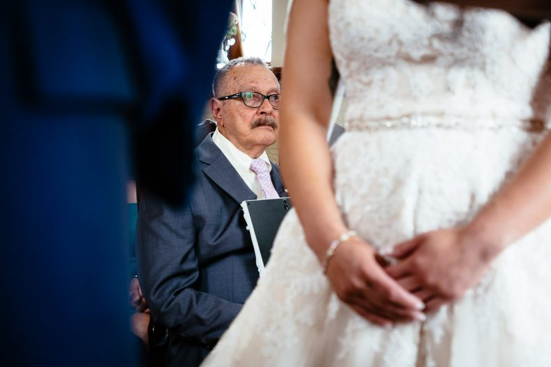 brides father at glenlo abbey hotel wedding