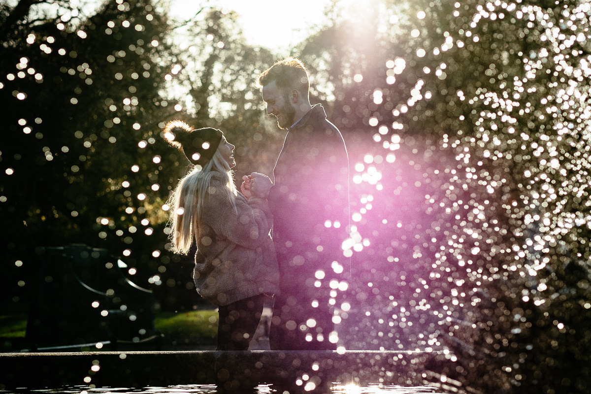 secret engagement proposal shoot in st stephens green dublin 0104