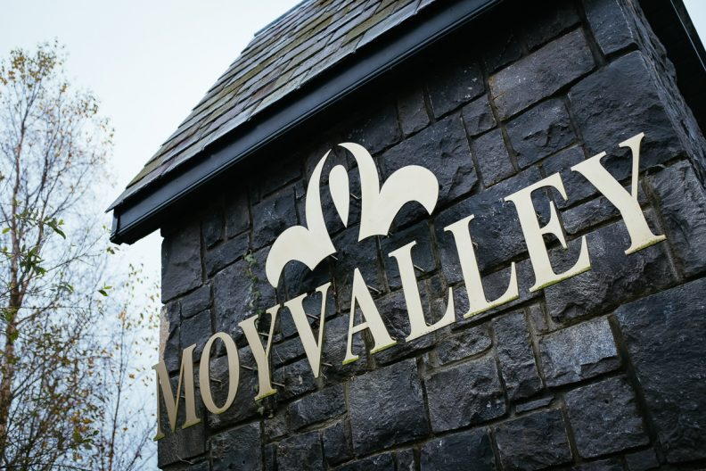 gates to moyvalley hotel