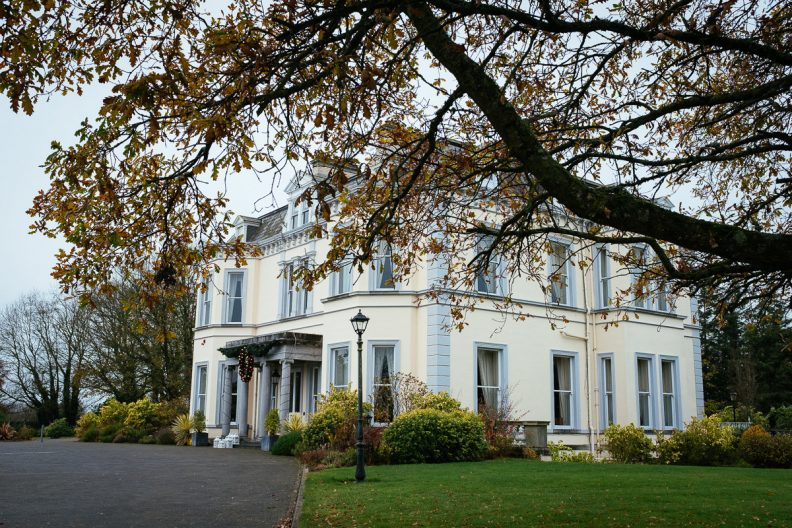 photo of balyna house at moyvalley hotel