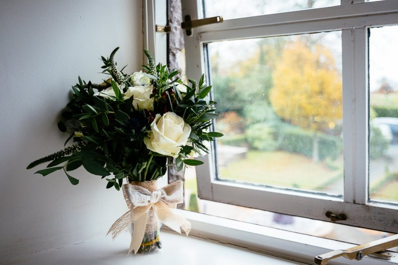 wedding bouquet at balyna house at moyvalley hotel