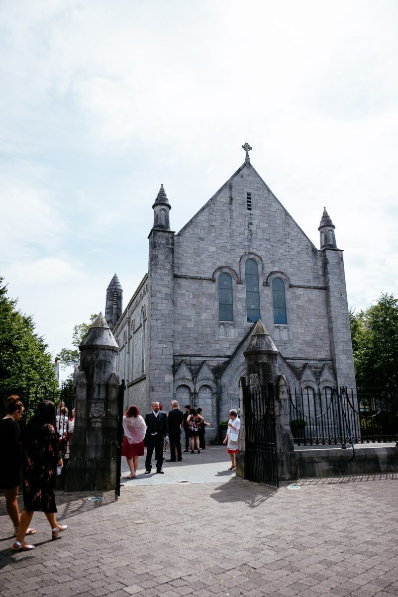 honan chapel ucc