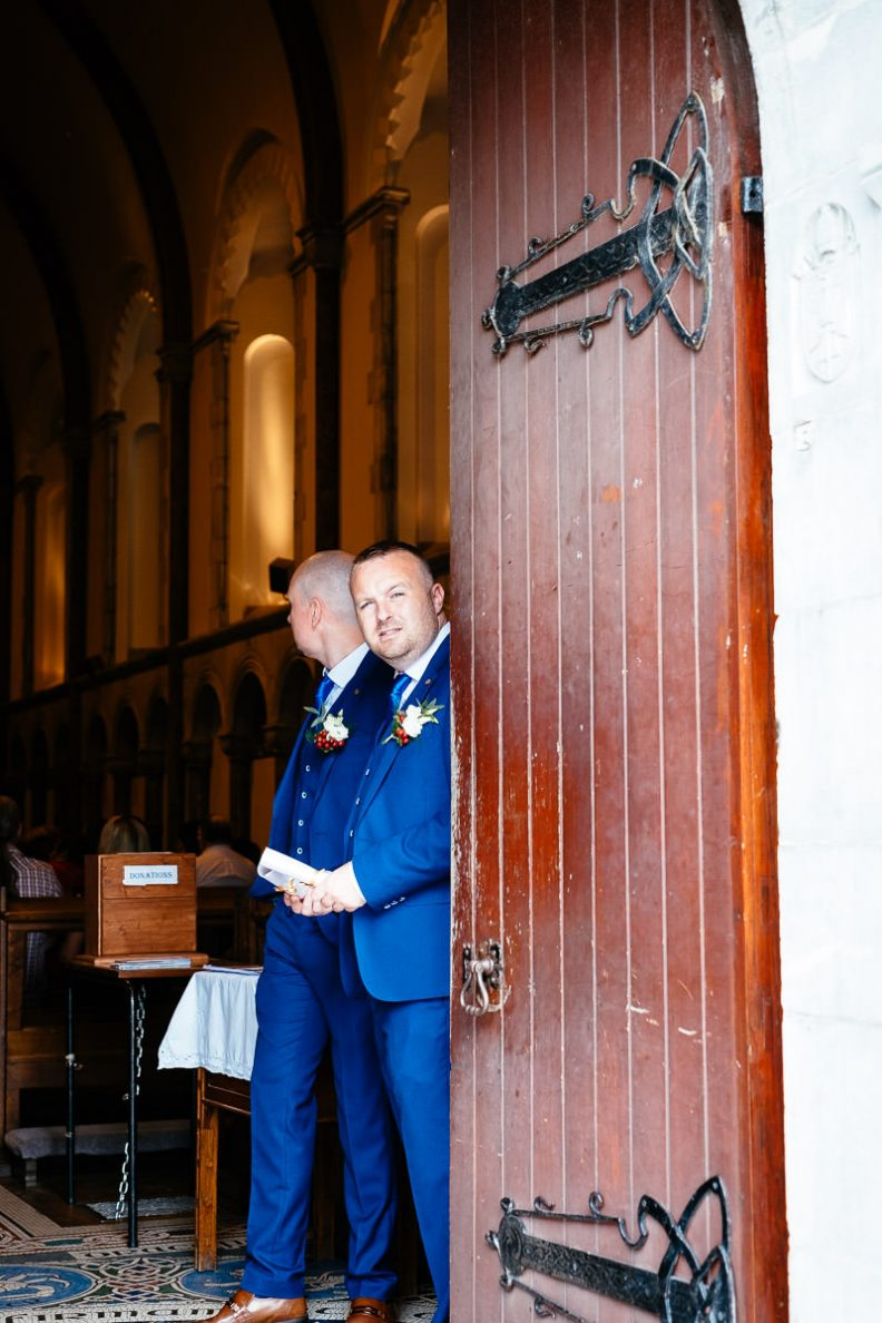 honan chapel ucc wedding