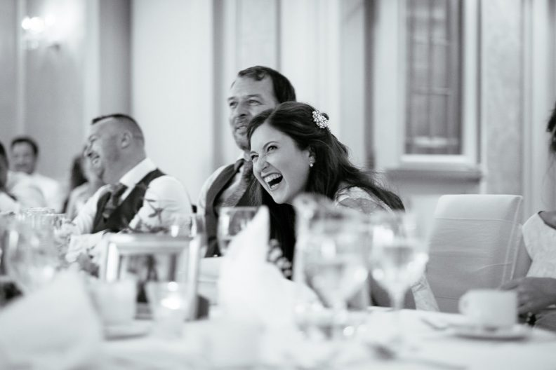 wedding speech reactions at imperial hotel cork