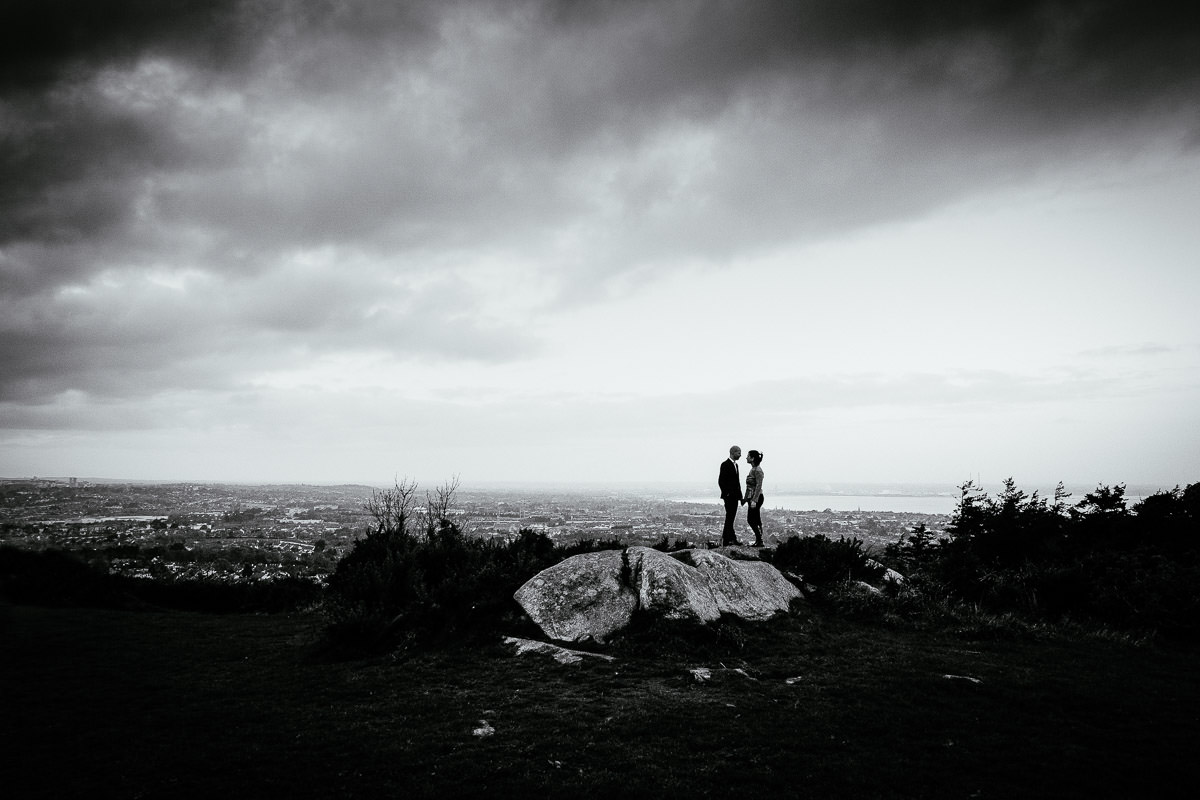 dublin engagement photography killiney hill 0108