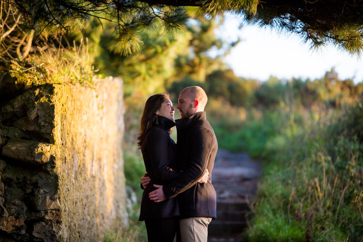 killiney hill dublin engagement photography 0028