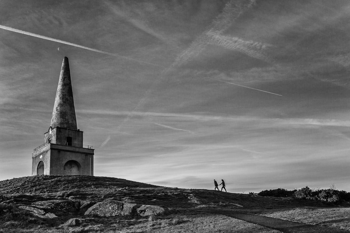 killiney hill dublin engagement photography 0077