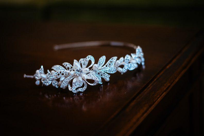 brides tiara