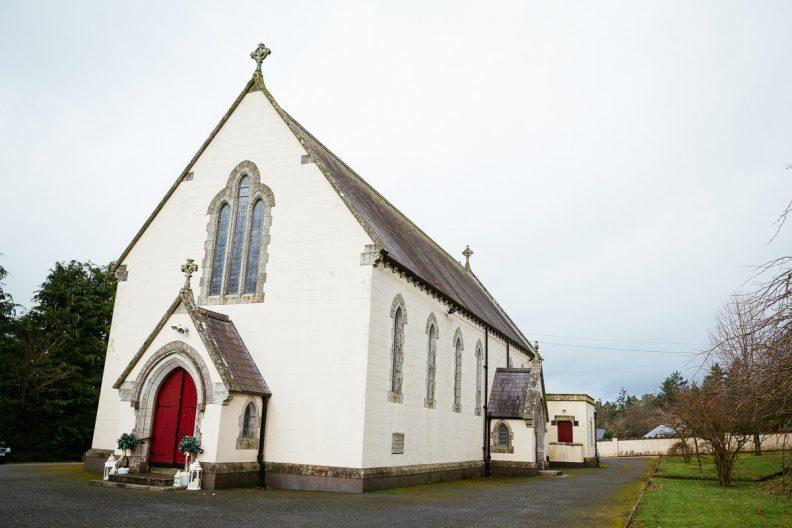 donard church