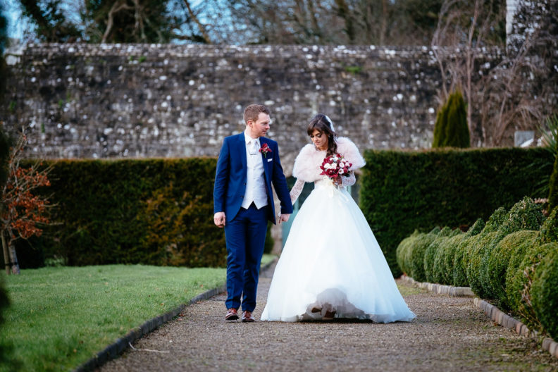 lough rynn castle wedding photographer sligo 0634 792x528