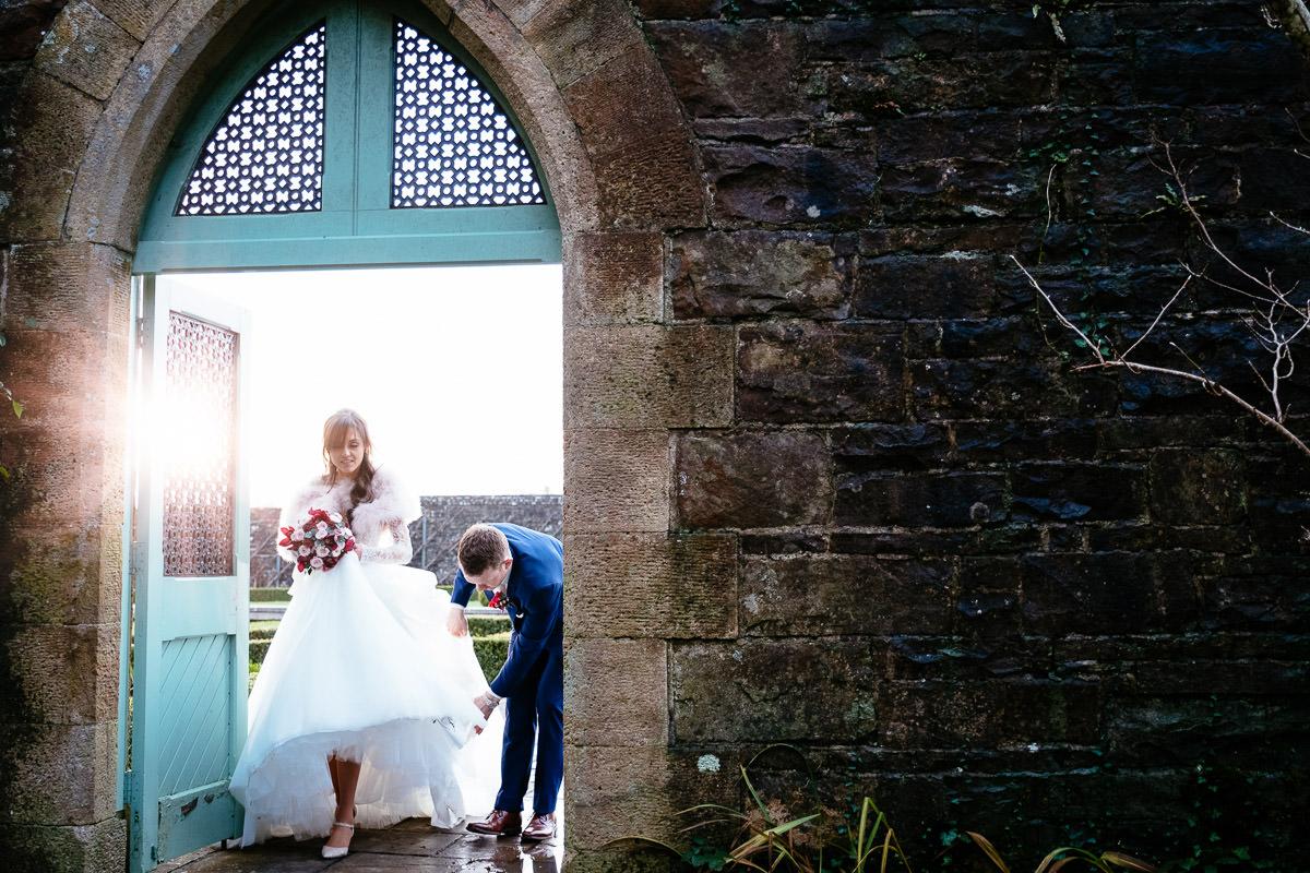 lough rynn castle wedding photographer sligo 0706