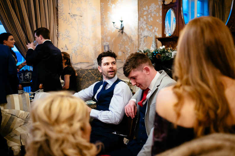 lough rynn castle wedding photographer sligo 0766 792x528
