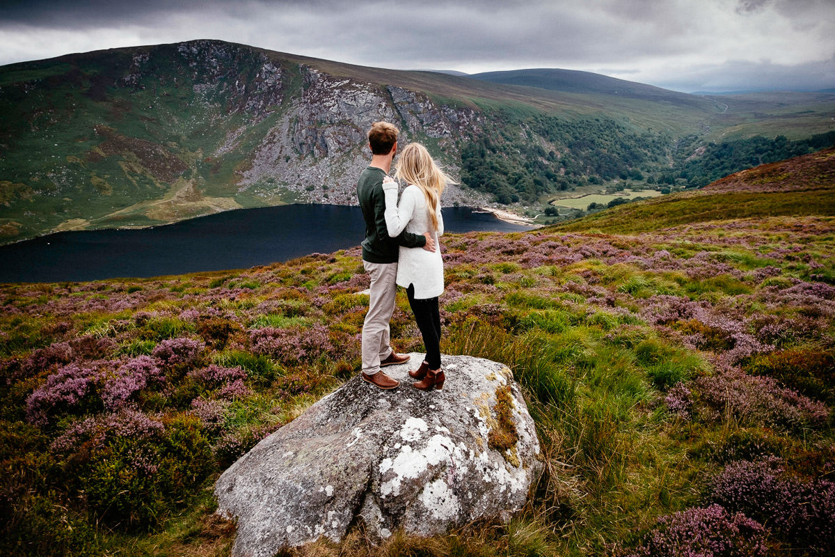 Engagement Photography by David Duignan 0201