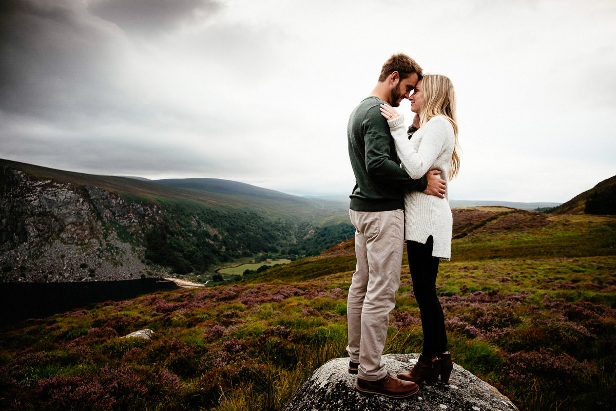 Engagement Photography by David Duignan 0205