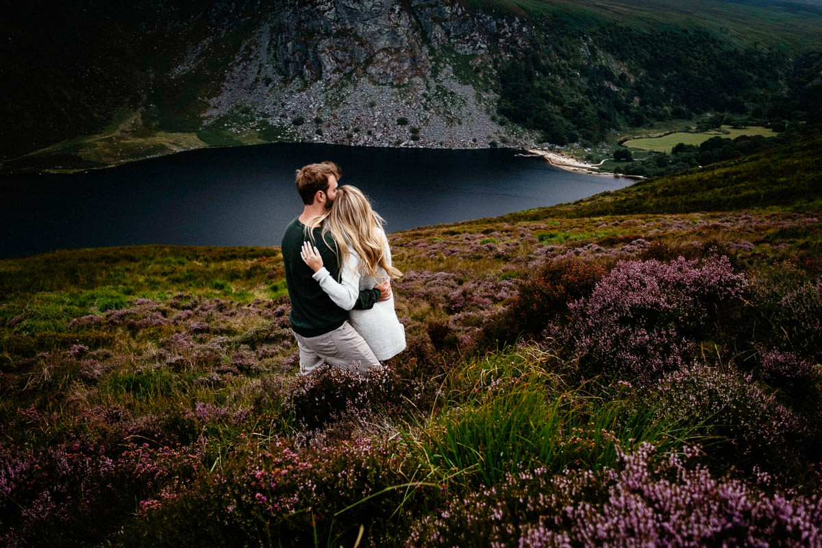 Engagement Photography by David Duignan 0211