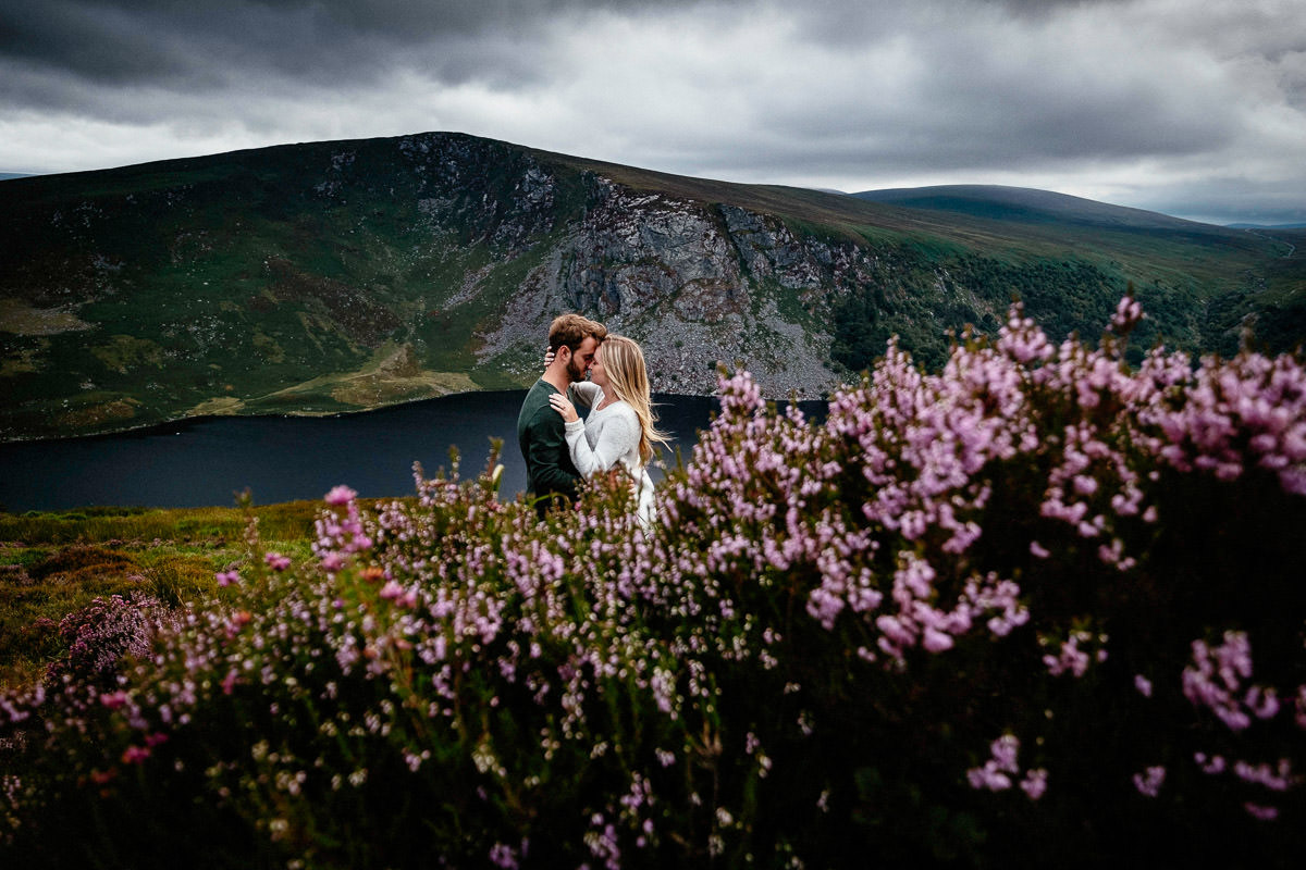 Engagement Photography by David Duignan 0214