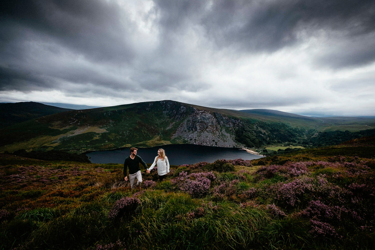 Engagement Photography by David Duignan 0218
