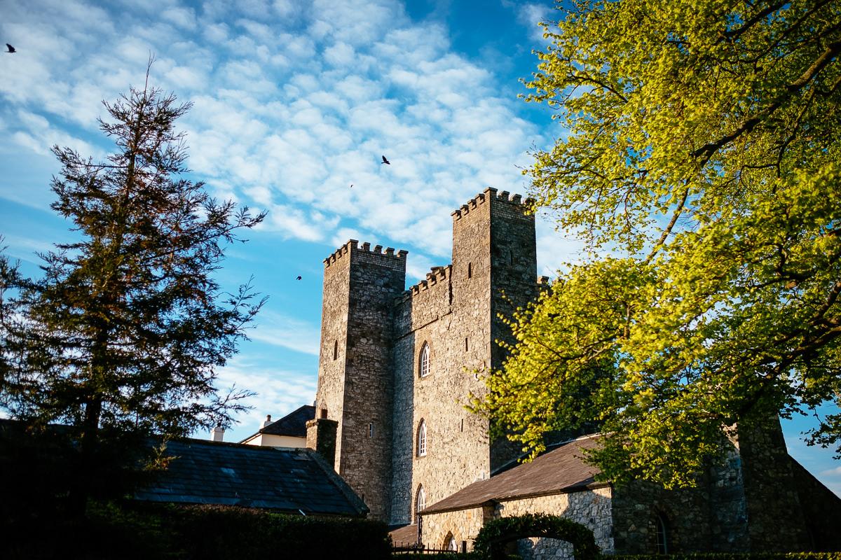 best irish castle wedding venues barberstown castle kildare
