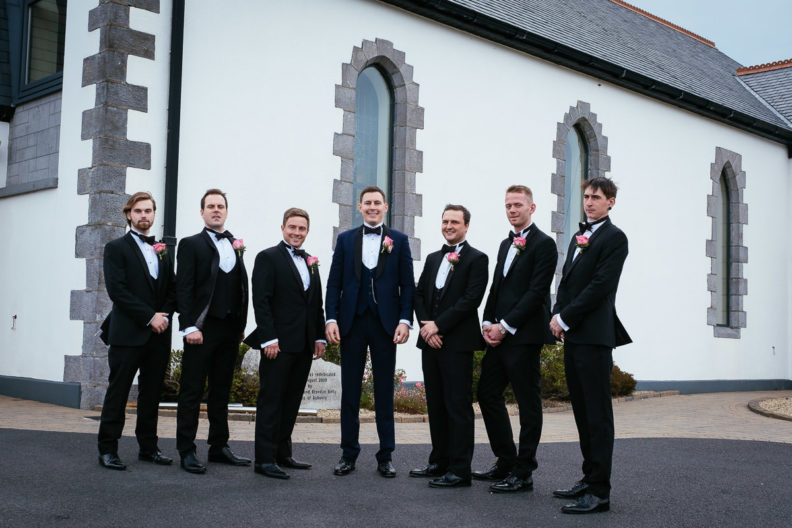 markree castle wedding photographer sligo 0227 792x528