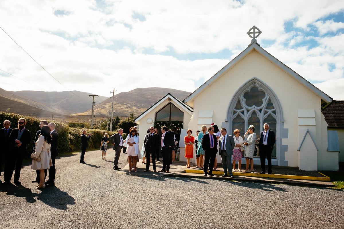 ballyseede castle wedding photographer kerry 0290