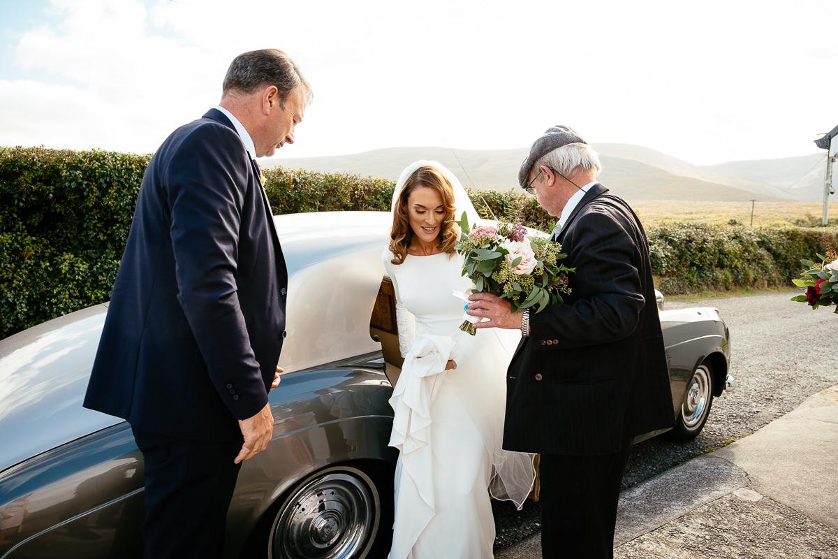 ballyseede castle wedding photographer kerry 0311