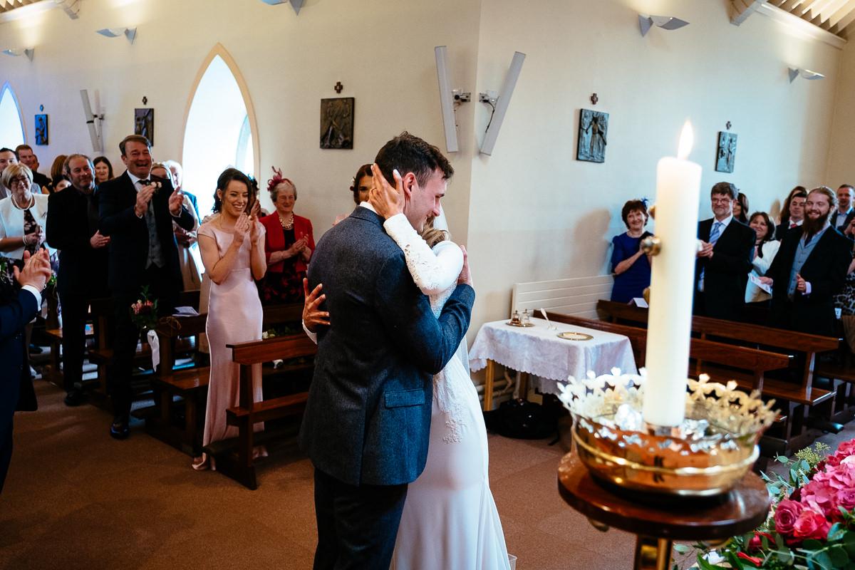 ballyseede castle wedding photographer kerry 0422