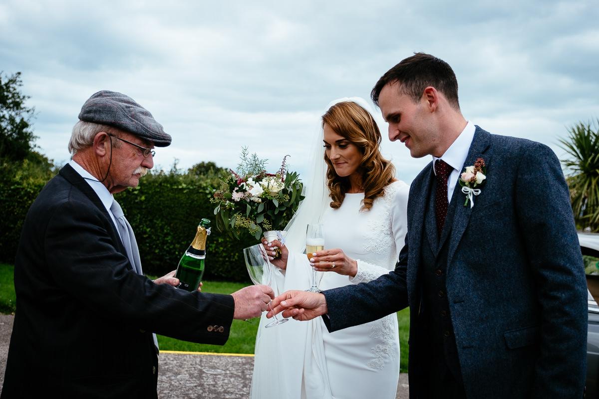 ballyseede castle wedding photographer kerry 0611