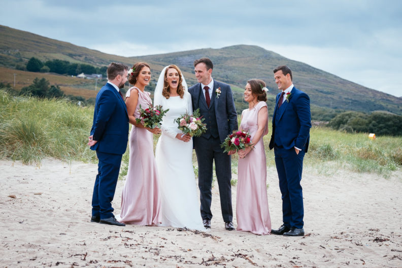 ballyseede castle wedding photographer kerry 0639 792x528