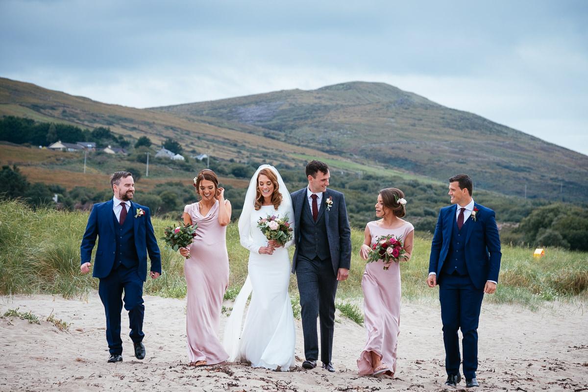 ballyseede castle wedding photographer kerry 0642