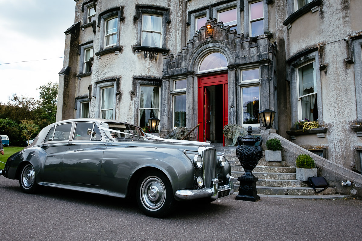 ballyseede castle wedding photographer kerry 0833