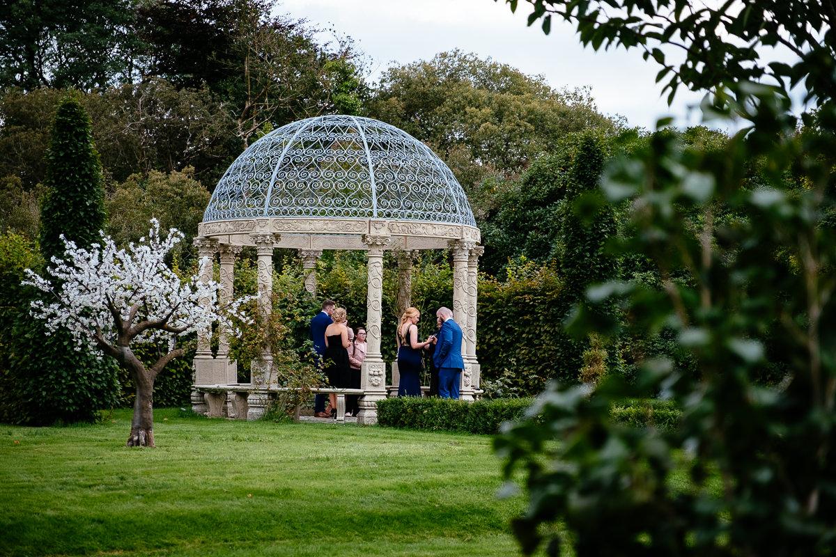 ballyseede castle wedding photographer kerry 0897