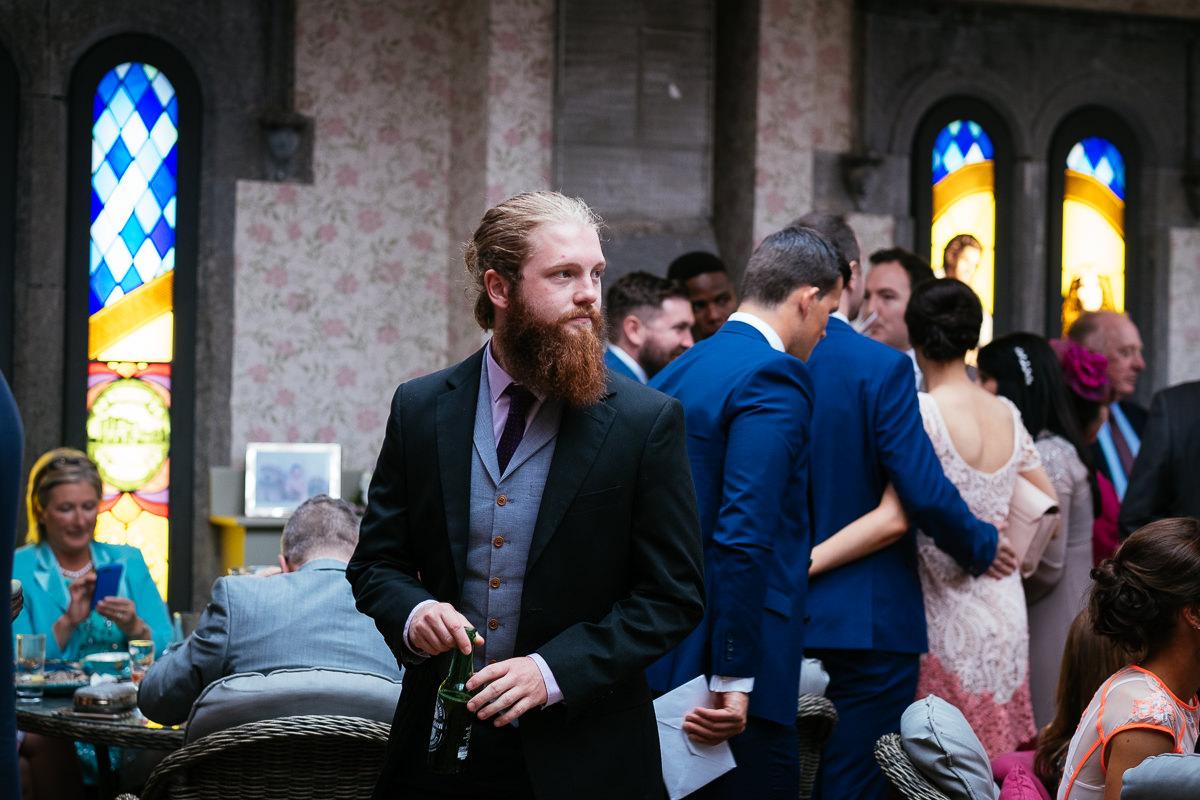 ballyseede castle wedding photographer kerry 0917