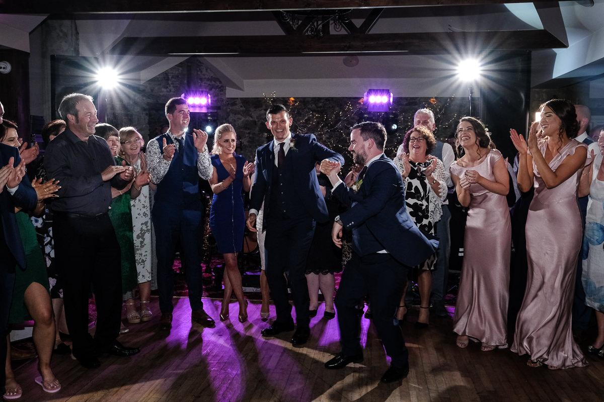 ballyseede castle wedding photographer kerry 1079