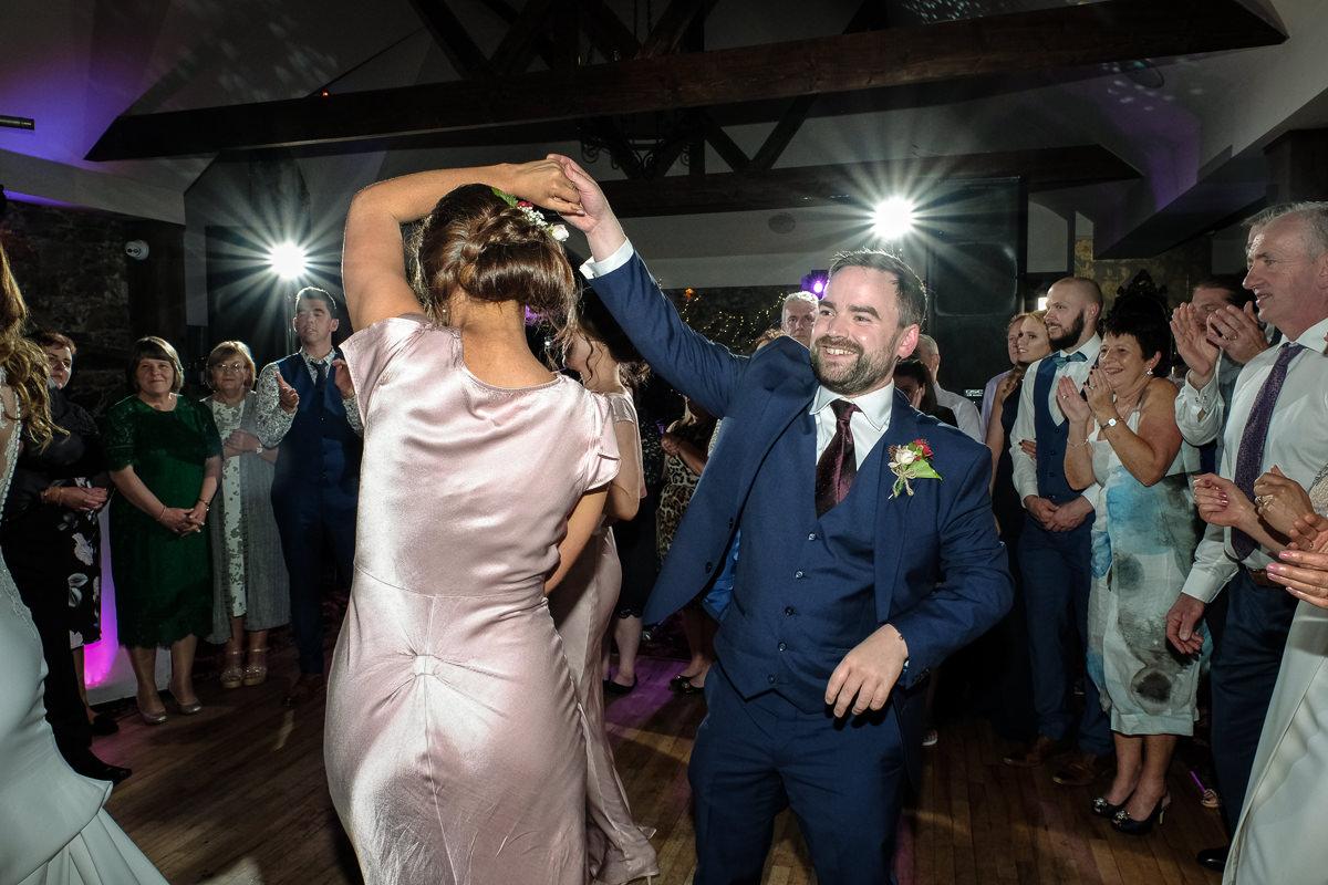 ballyseede castle wedding photographer kerry 1100