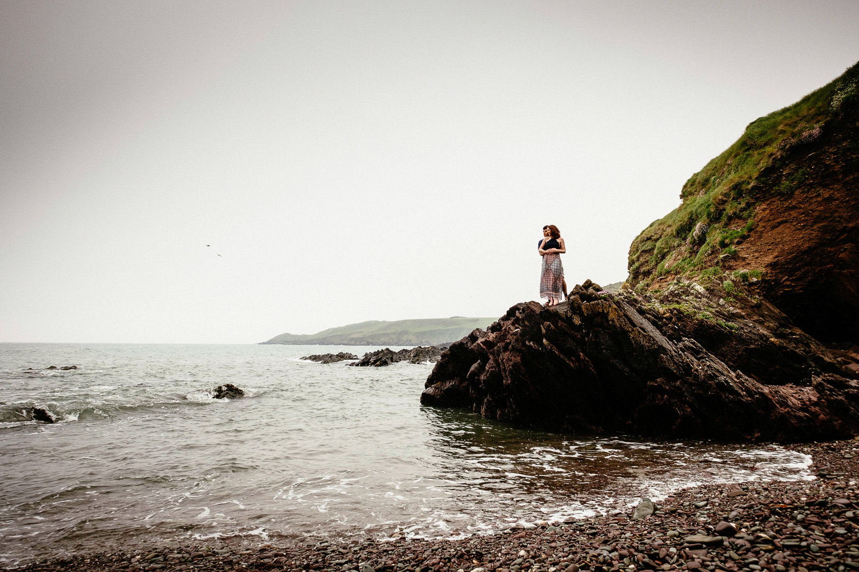 Engagement shoot in Ballycotton Co Cork 0035