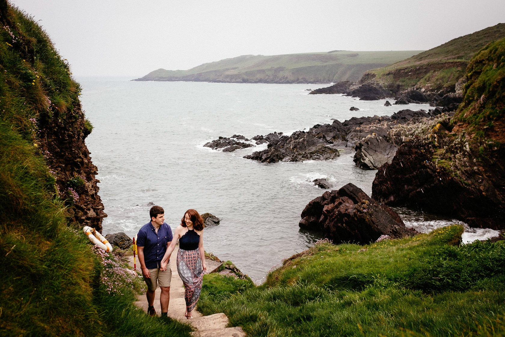 Engagement shoot in Ballycotton Co Cork 0037