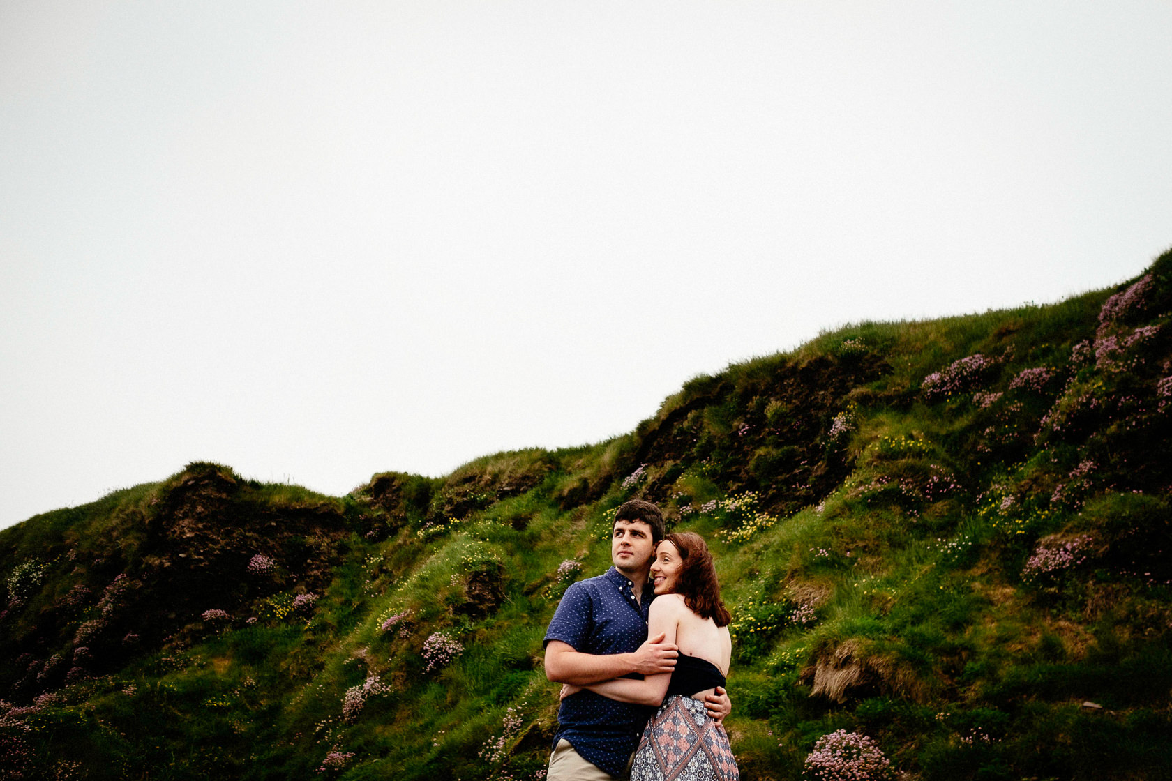 Engagement shoot in Ballycotton Co Cork 0040