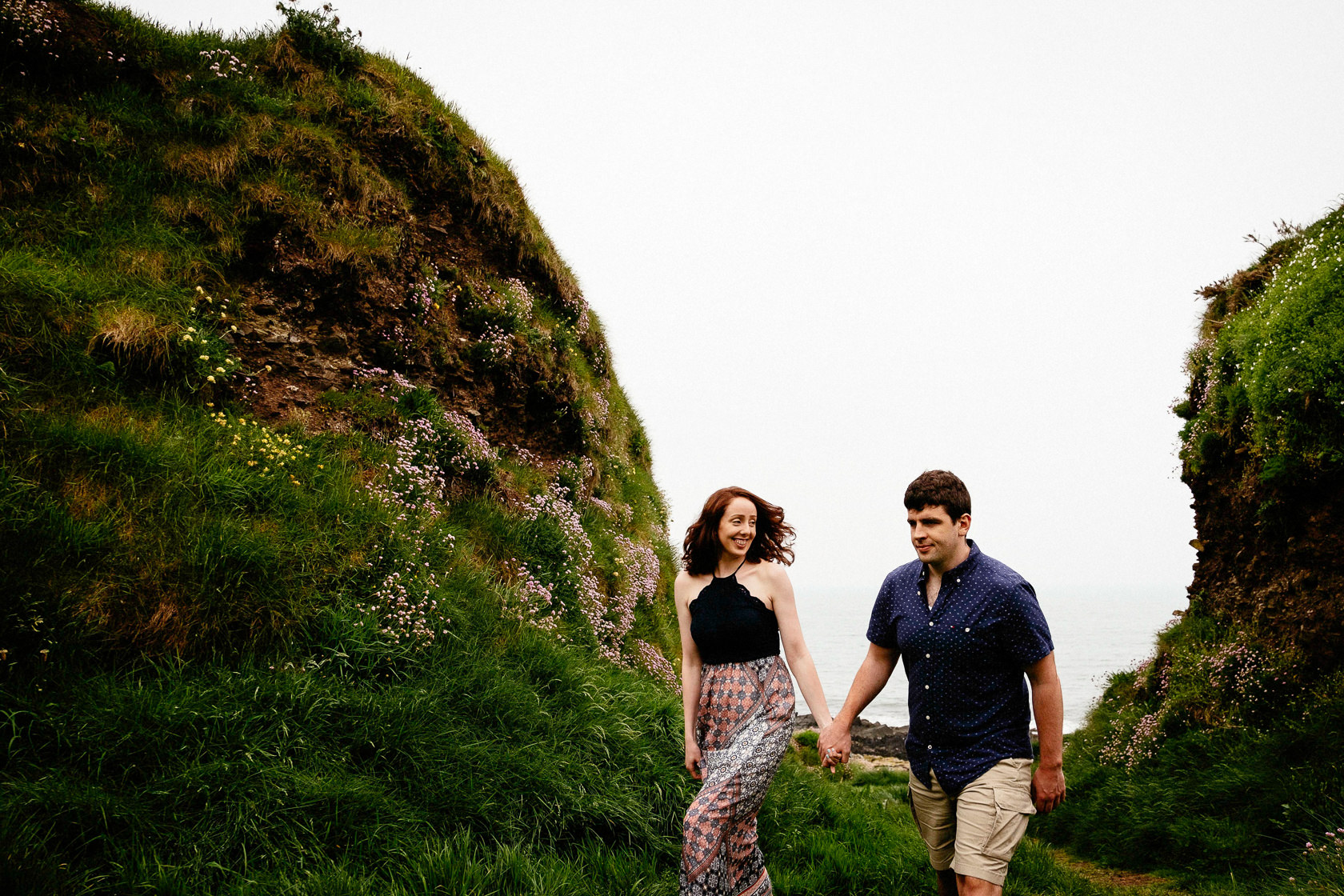 Engagement shoot in Ballycotton Co Cork 0043
