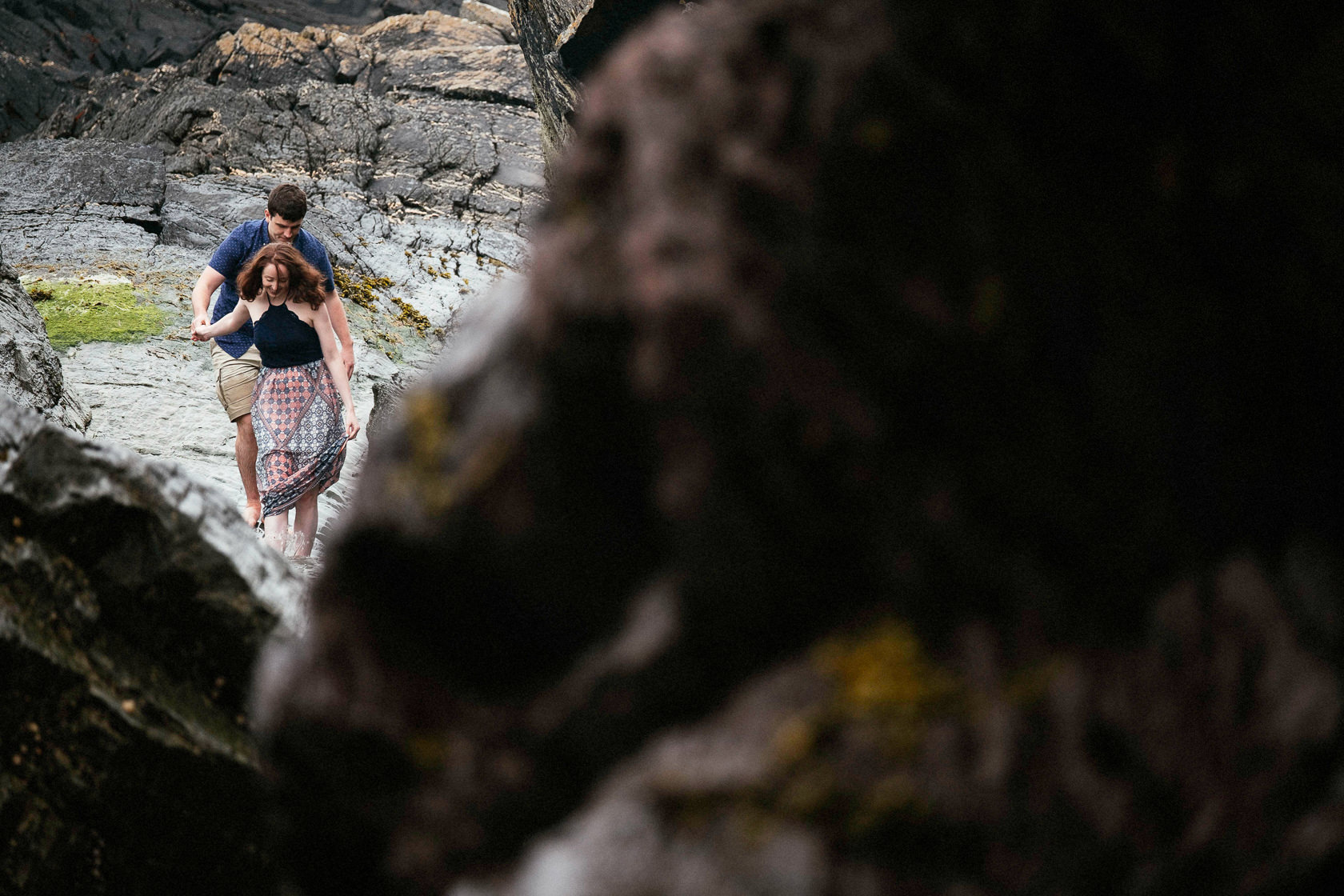 Engagement shoot in Ballycotton Co Cork 0046