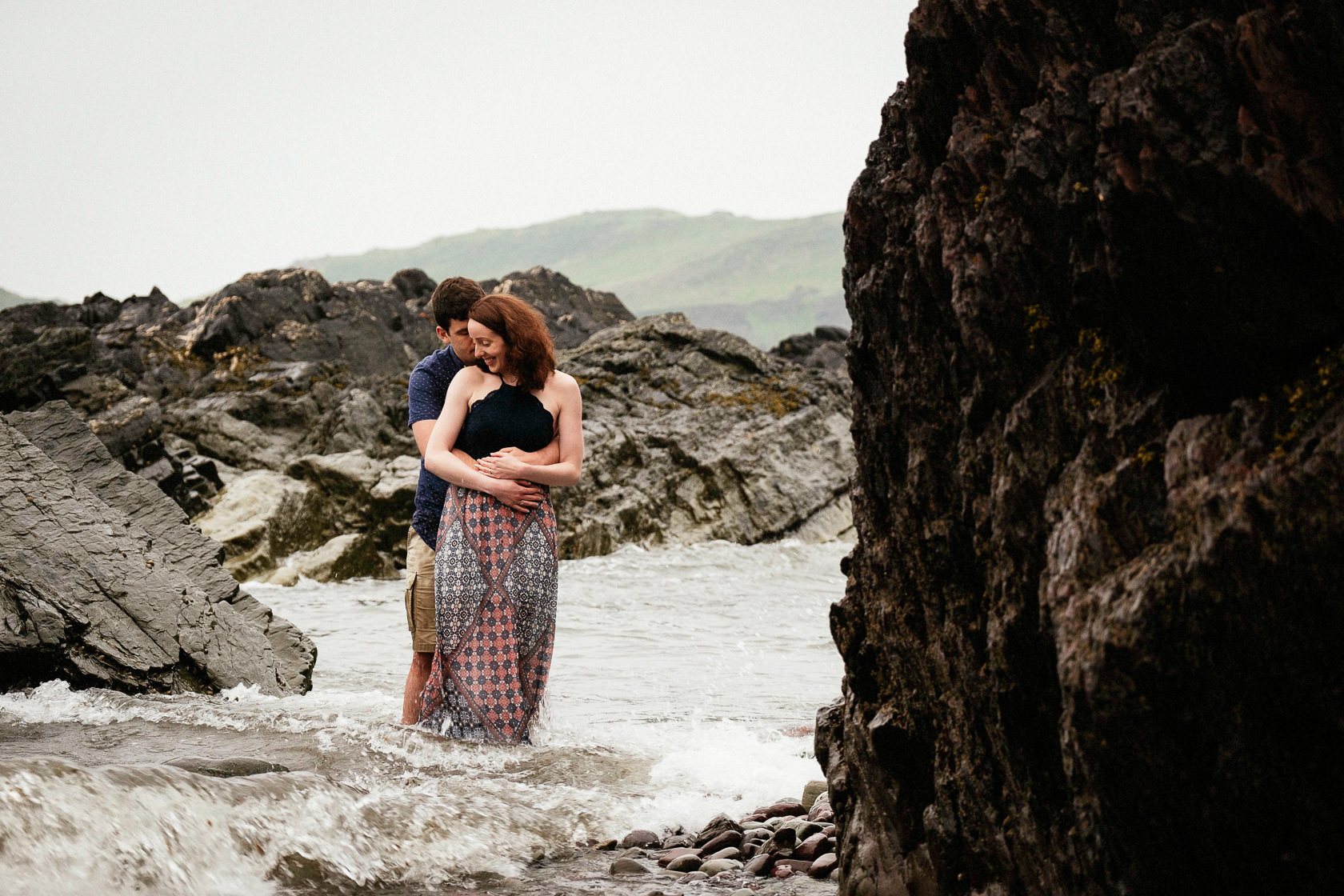 Engagement shoot in Ballycotton Co Cork 0048