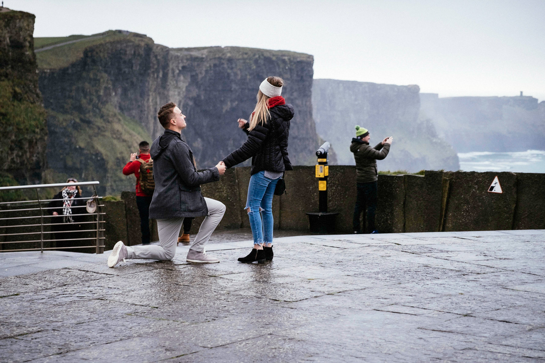cliffs of moher engagement elopement wedding 0006