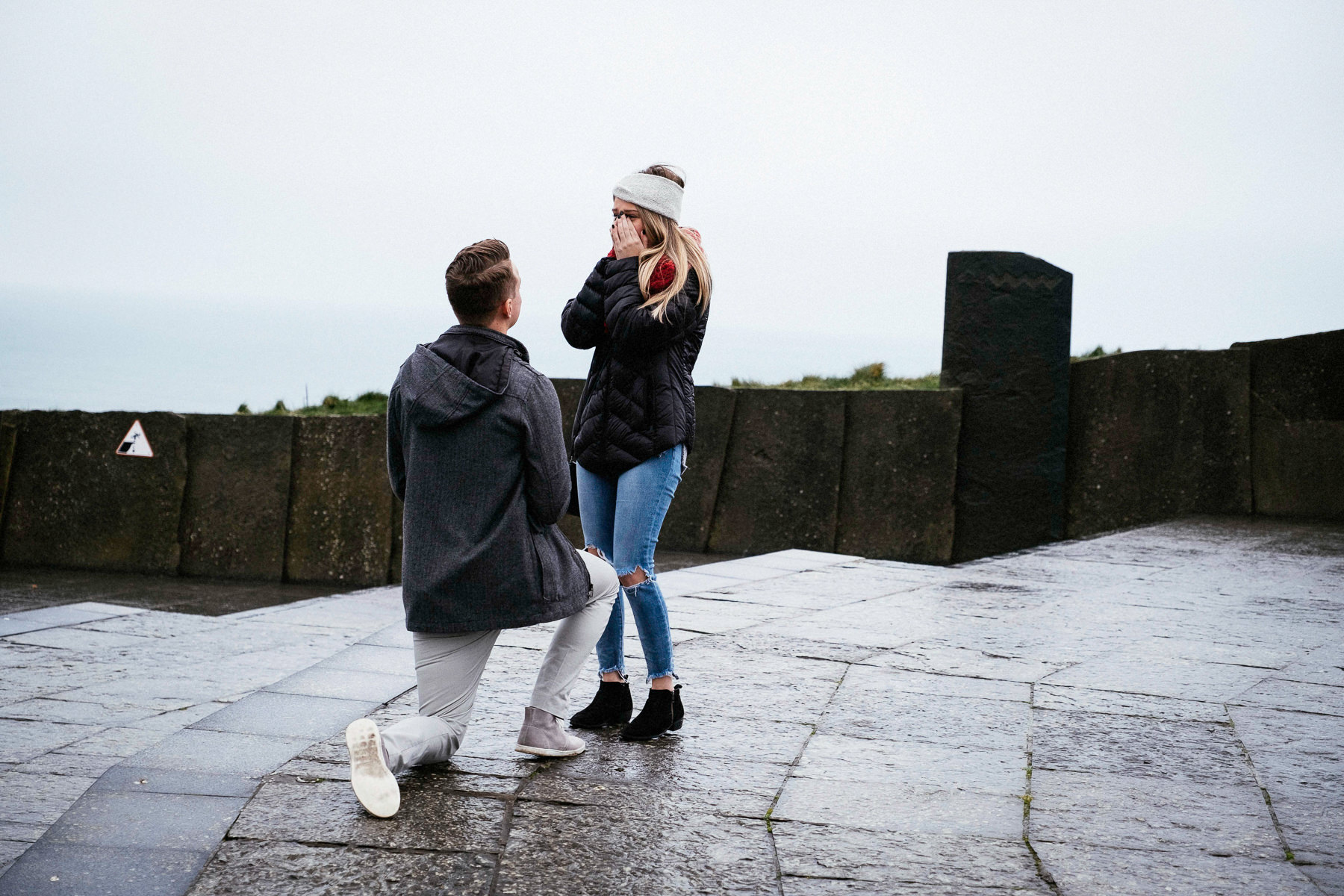 cliffs of moher engagement elopement wedding 0011
