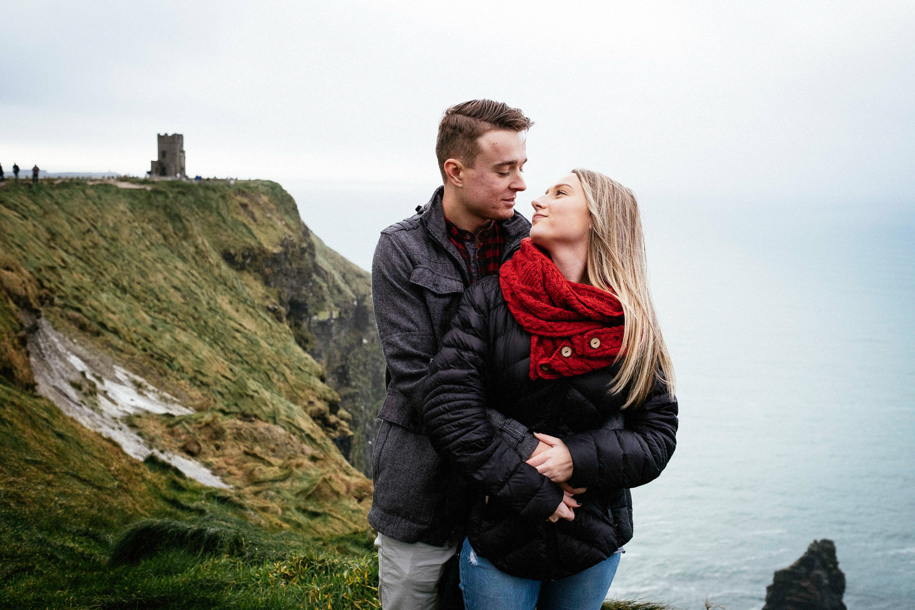 cliffs of moher engagement elopement wedding 0058