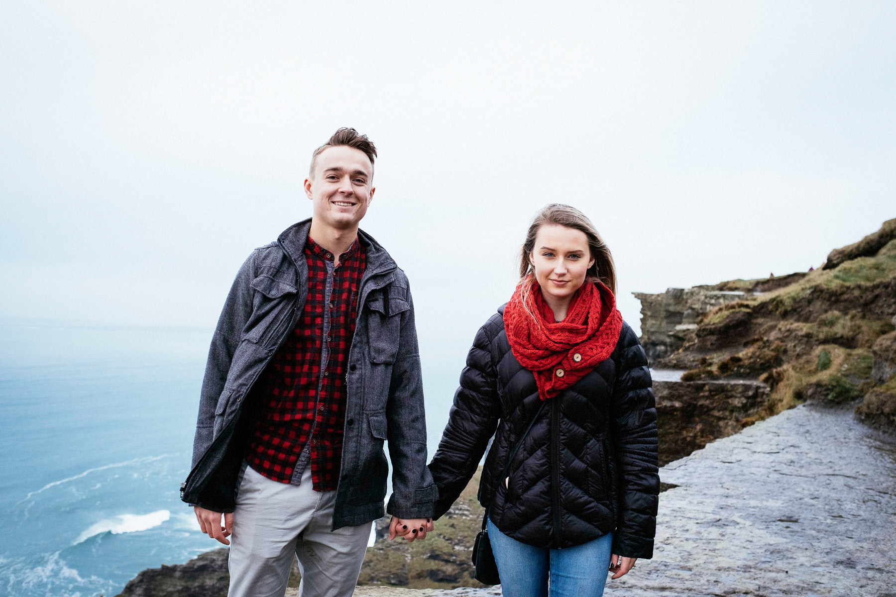 cliffs of moher engagement elopement wedding 0112