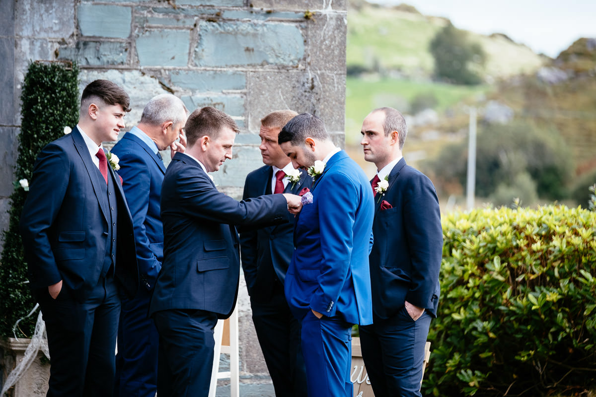 gougane barra church wedding and ballinacurra house photographer 0179