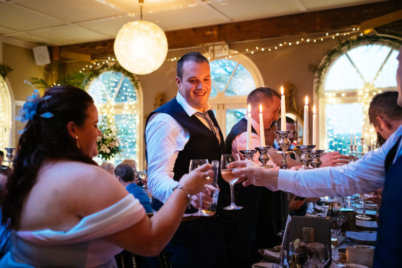 wedding speeches at ballinacurra house