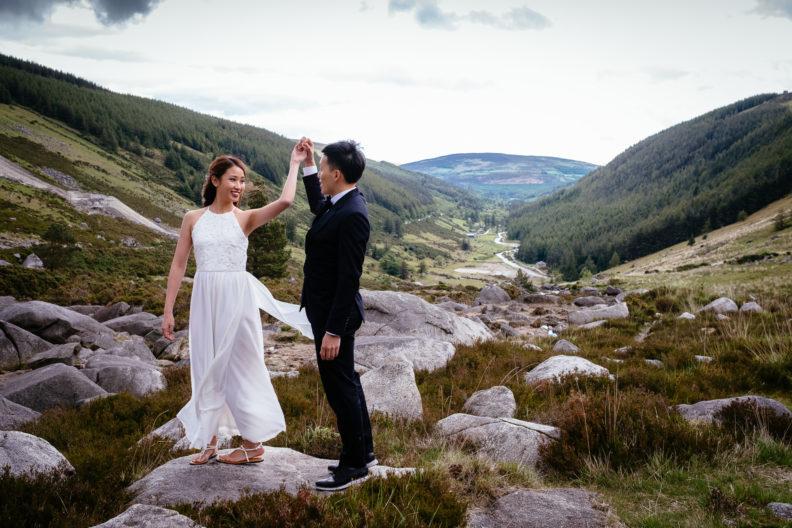 Engagement shoot in wicklow ireland 0070 792x528