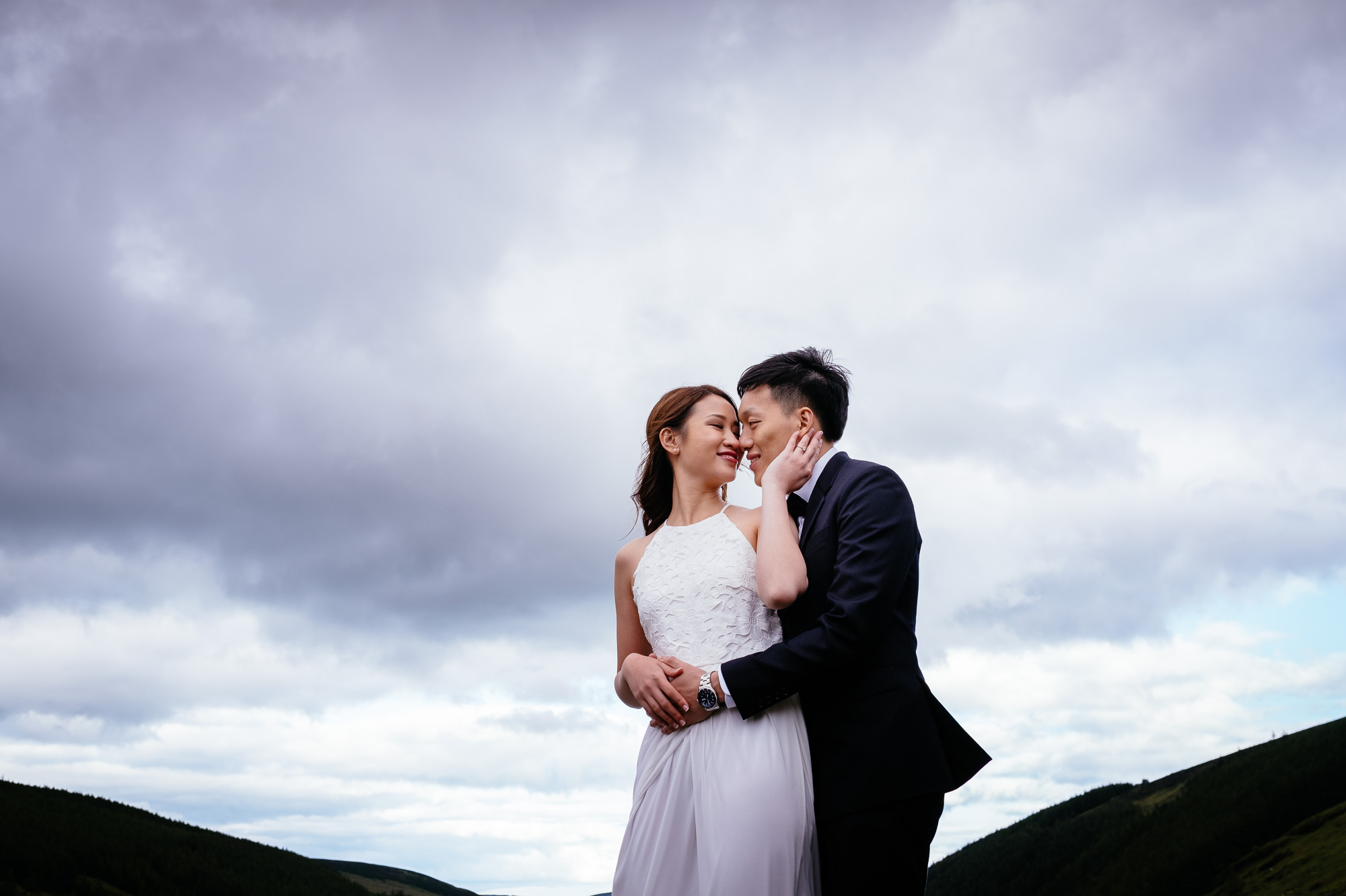 Engagement shoot in wicklow ireland 0071