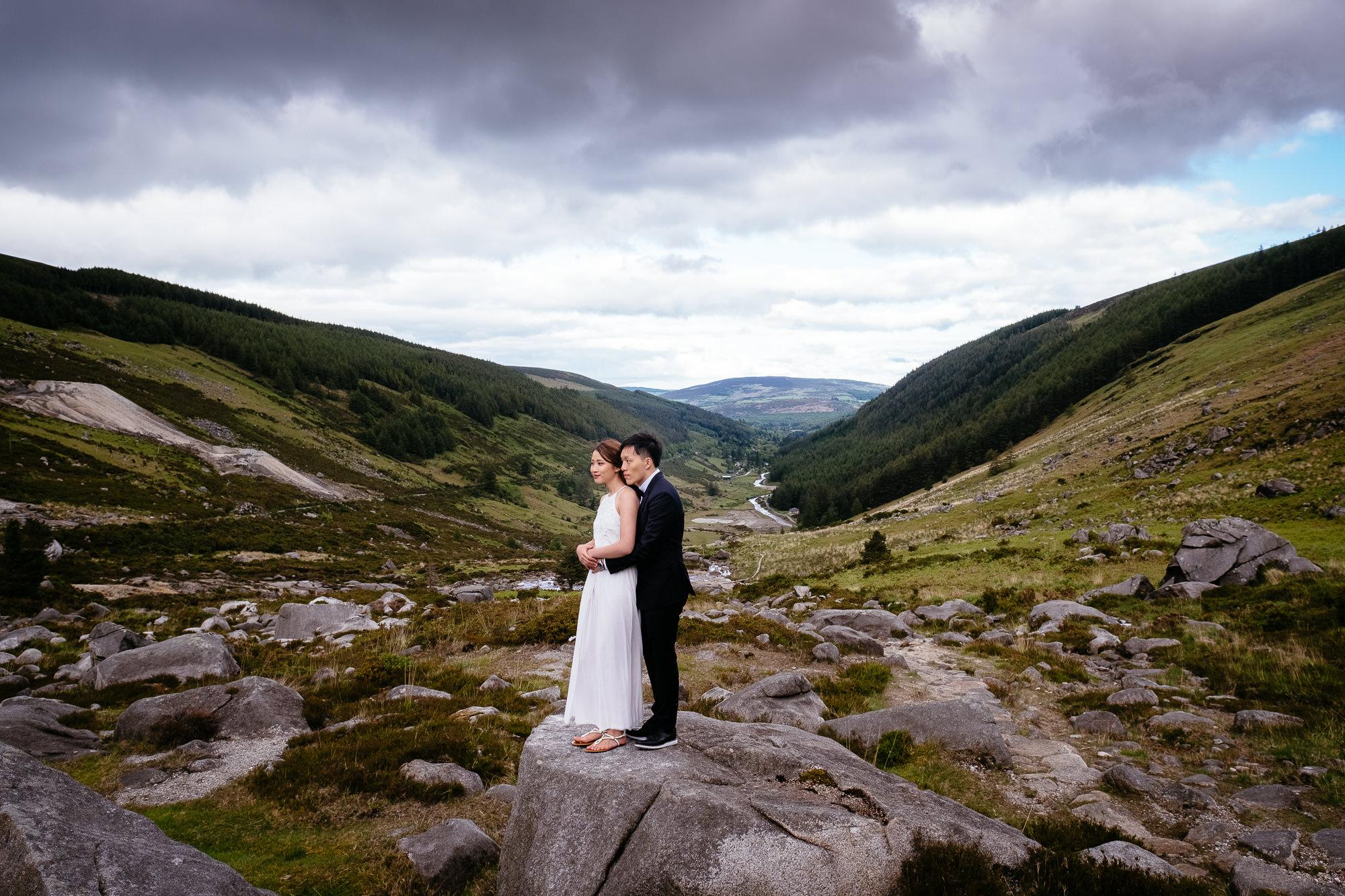 Engagement shoot in wicklow ireland 0072