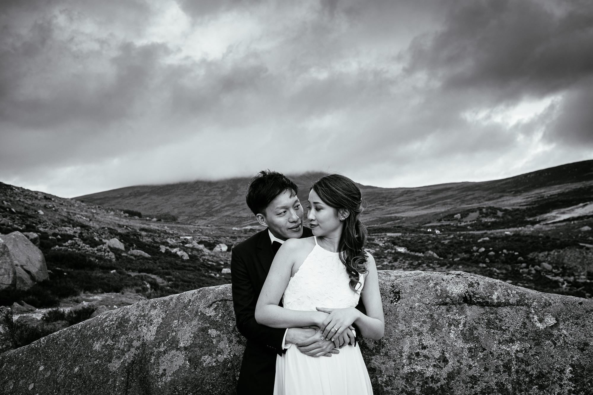 Engagement shoot in wicklow ireland 0076